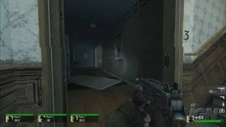 Left 4 Dead PC Games Gameplay - Zombie House (PC)