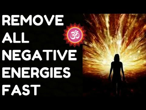 REMOVE NEGATIVE ENERGIES FAST : GET POSITIVE ENERGY, IMPROVE AURA :RESULTS IN FEW MINUTES !