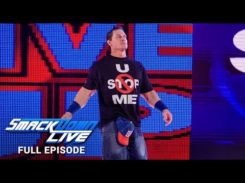 WWE SmackDown LIVE Full Episode, 1 January 2019