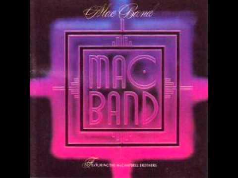 Girl Your Love's So Fine - Mac Band
