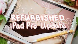 ミ☆ Refurbished iPad Pro + Apple Pencil Update
