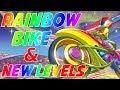 RAINBOW BIKE & NEW LEVELS | ★★★ and GAMEPLAY [Bike Race]