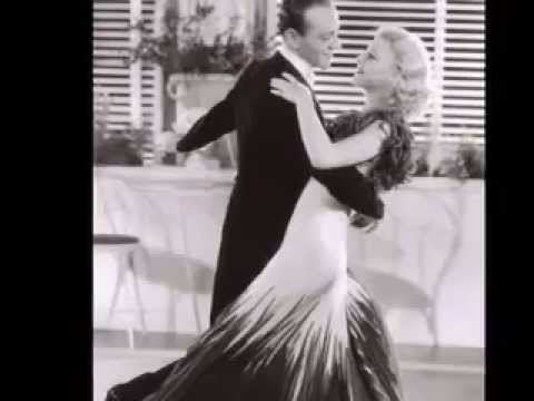 Ginger Rogers Tribute Fred Astaire Sings Cheek To Cheek Youtube