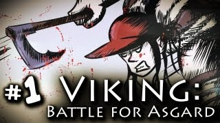"Viking: Battle for Asgard w/ Kootra Ep. 1 ""Nostalgia"""