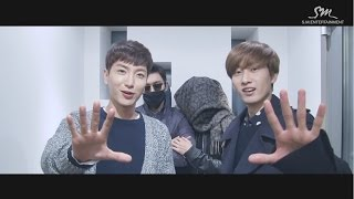 Super Junior The 7th Album 'MAMACITA' Music Video Event!! - High-Five Event