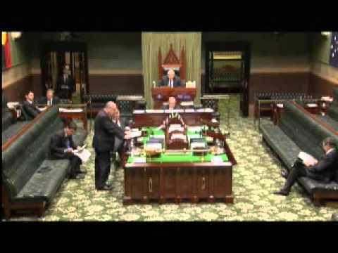 PARLIAMENTARY BUDGET OFFICER AMENDMENT BILL 2013