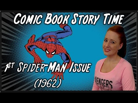 1st Spider-Man Comic (1962): Comic Book Story Time
