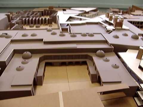 Kerman Studio (video #16): Massing Concept
