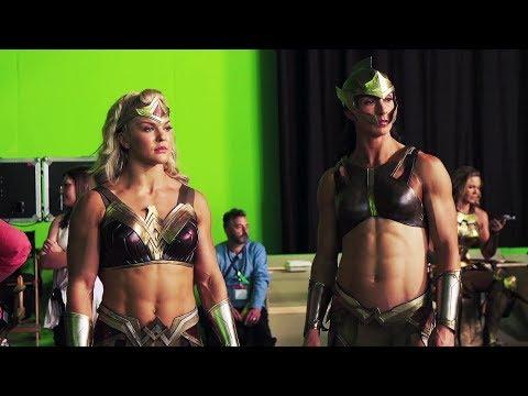 The Amazons 'Justice League' Featurette [+Subtitles]