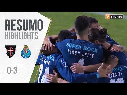 Highlights | Resumo: Casa Pia 0-3 FC Porto (Taça da Liga 19/20 - Fase 3 #2)