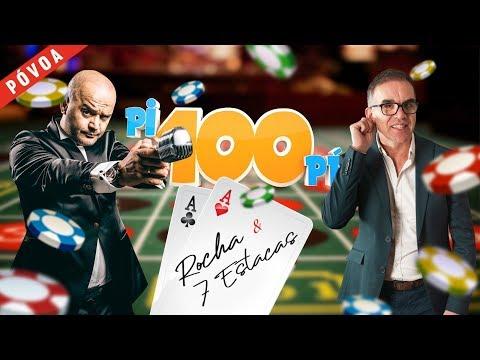 Pi100Pé T5 Ep7 - Miguel 7 Estacas e Fernando Rocha