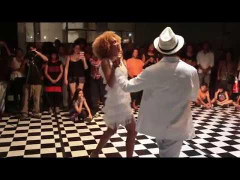 III Mostra de Samba Rock - Mestre Ataliba e Mayara Cardoso