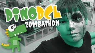 DinoDCL Plays Roblox Zombathon