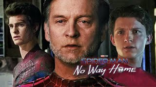 Spider-Man 3 Tobey Maguire Andrew Garfield News BREAKDOWN! No Way Home