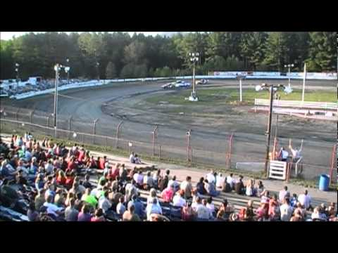 Fast Fours Qualifying at Bear Ridge Speedway May 19th, 2012