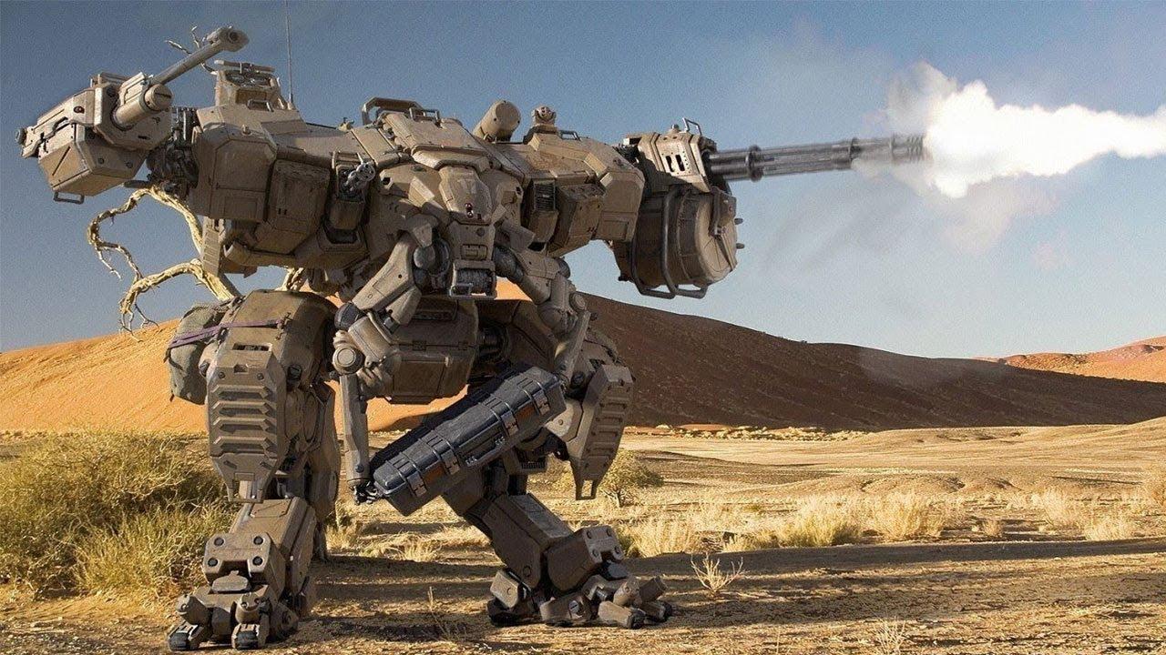 10 Robot Quân Sự Uy Lực Nhất Thế Giới Mà Các Cường Quốc Mỹ, Nga Đang Sở Hữu
