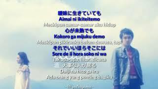 Aluto - Michi (To You All) Lirik Bahasa Jepang dan Terjemahan