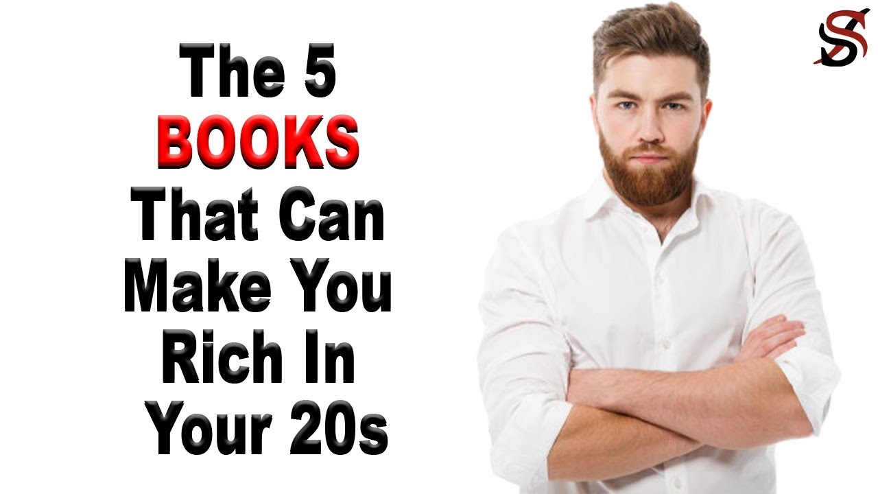 The 5 Books That Can Make You Rich in Your 20s