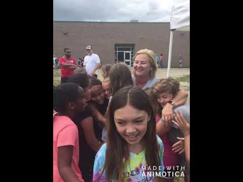 Castle Hayne Elementary School Teacher Appreciation Video 2019