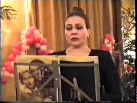 Pergolesi - Stabat Mater, Eugenia Daryina, soprano, Elena Reshetnikova, contralto