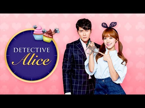 (SUB INDO) Drama Investigator Alice Full Episode 1-8