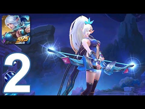 Mobile Legends: Bang Bang - Gameplay Walkthrough Part 2 (iOS, Android)