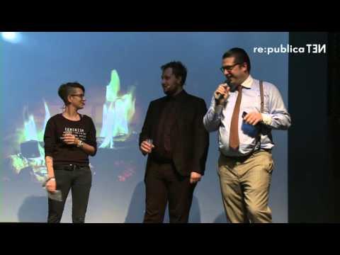 re:publica 2016 – Matthias Bauer, Joerg Meyer, Hagen Terschüren, Eva Horn: Bildungstrinken! on YouTube