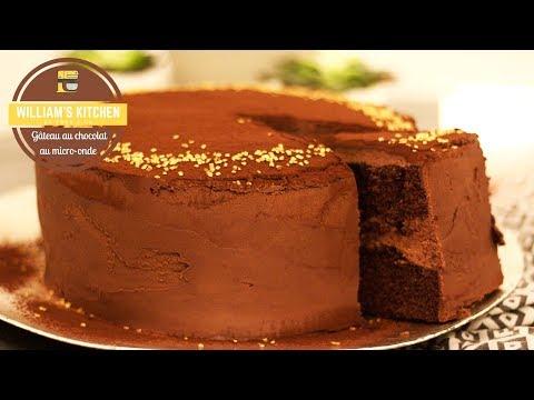 gâteau-au-chocolat-au-micro-ondes---william's-kitchen