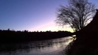 Upper Delaware River Chub fishing