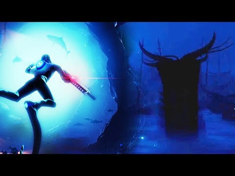 NEW UNDERWATER Survival HORROR Game Debris! Beta Gameplay And First Look!