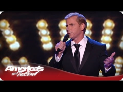 Comedian Tom Cotter's Adult Fairy Tale Routine - America's Got Talent Season 7 Finals