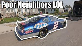 homepage tile video photo for I got a NASCAR!