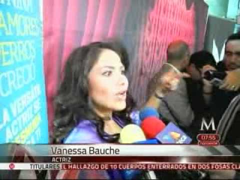Vanessa Bauche Se Desnuda Youtube The series is created and produced by guillermo del bosque for televisa. vanessa bauche se desnuda