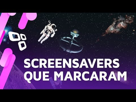 10 Screensavers Classicos do Windows - TecMundo