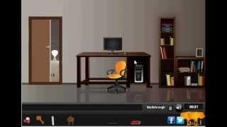 Artists Room Escape Walkthrough Video