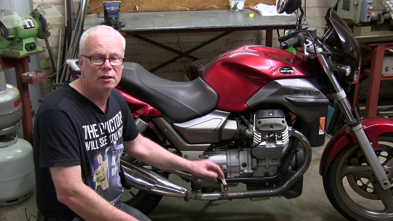 Moto Guzzi Breva 750 Review