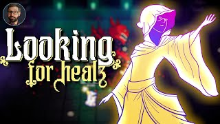 Looking For Heals Review   Unique roguelite MMOlike (Video Game Video Review)