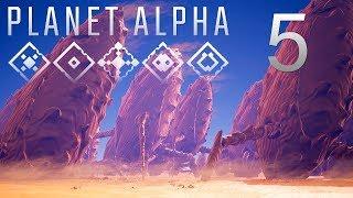 Planet Alpha - Прохождение игры на русском [#5] | PC
