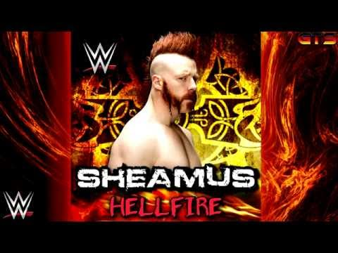 "2015: Sheamus - WWE Theme Song - ""Hellfire"" [Download] [HD]"