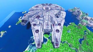 5 Unglaubliche Minecraft Bauwerke - Die man gesehen haben muss!
