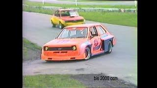 Autospeedway 1983 Gelsenkirchen Zeche Alma Touring Cars