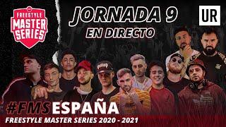 FMS - Jornada 9 #FMSESPAÑA Temporada 2020 - 2021 | Urban Roosters