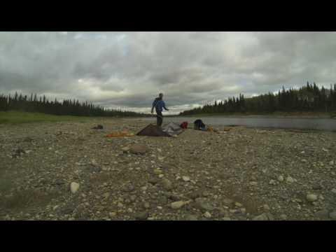 Missinaibi River - Campsite Timelapse