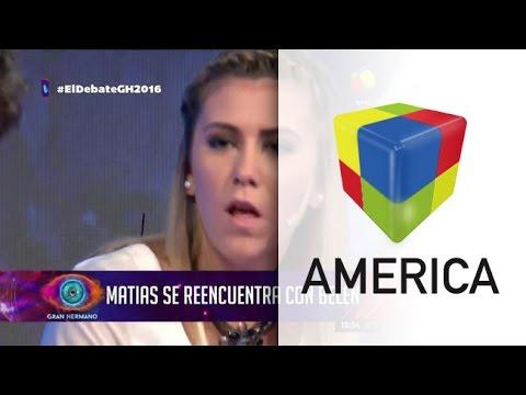 Belén estalló con Agustín Pappa en pleno reencuentro con Matías