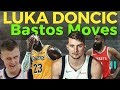 Luka Doncic: Binastos si James Harden, Lebron James and Kristaps Porzingis