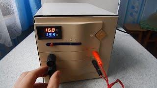 Блок питания 24 вольт / 10 ампрер своими руками