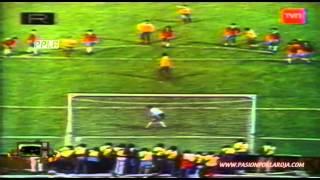 Chile 2 -1 Colombia - Copa América 1987