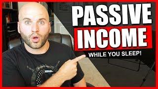 4 PASSIVE INCOME IDEAS 🤑  (That Make $1,000 Per Month Online)