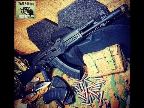 Krebs Custom AK103K-S AK47 Rifle