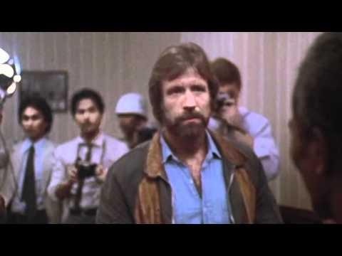 Chuck Norris vs. Pekka Haavisto